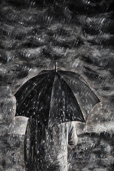 Rain by Nika_Akin