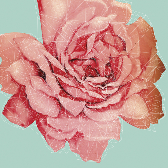 Rose construction by Vic Storia