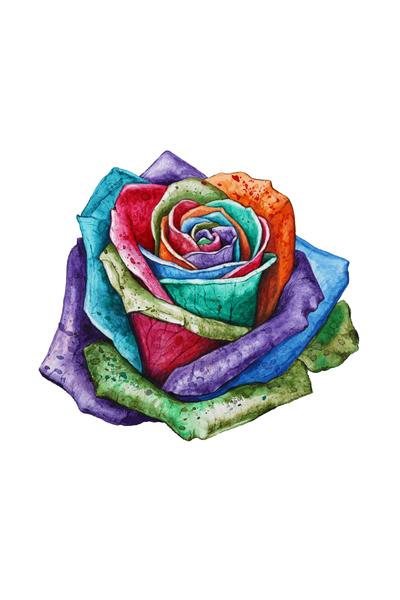 Rose by Nika_Akin
