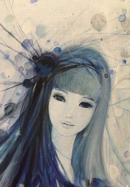 snow girl 02 by Ai Natori