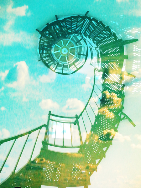 Stairway To Heaven by tzigone