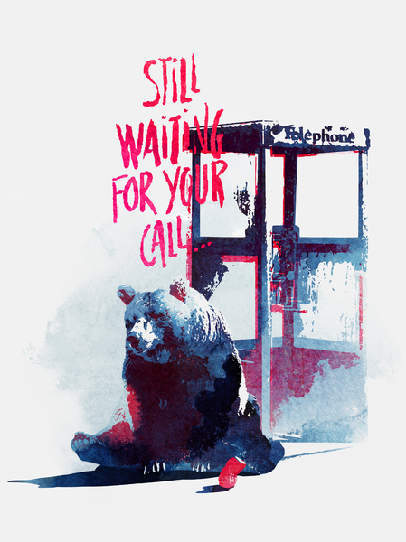 Still waiting for your call by Robert Farkas
