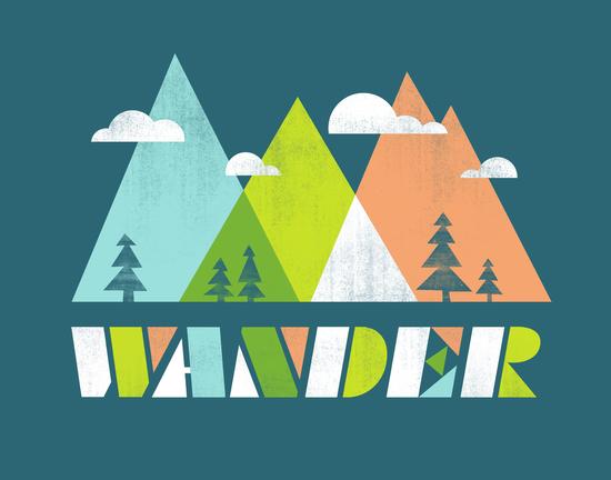 Wander by Jenny Tiffany