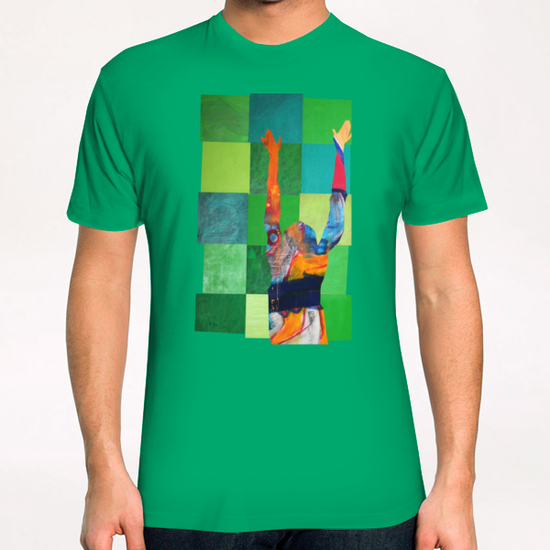 Jump T-Shirt by Pierre-Michael Faure