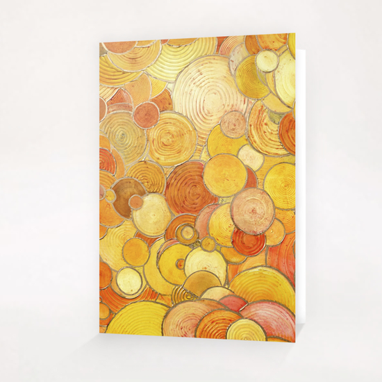 Pop-Bubbles Greeting Card & Postcard by di-tommaso