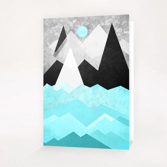 Candyland - Minty Fresh Greeting Card & Postcard by Elisabeth Fredriksson