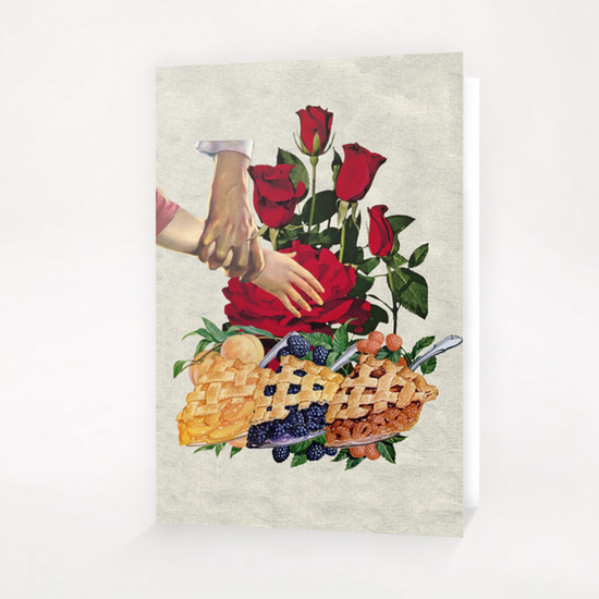 Diet Greeting Card & Postcard by Lerson