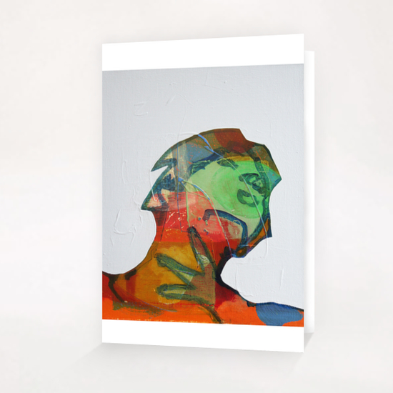 Feeling Greeting Card & Postcard by Pierre-Michael Faure