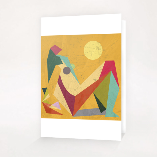 Glaring Sunlight Greeting Card & Postcard by Vic Storia