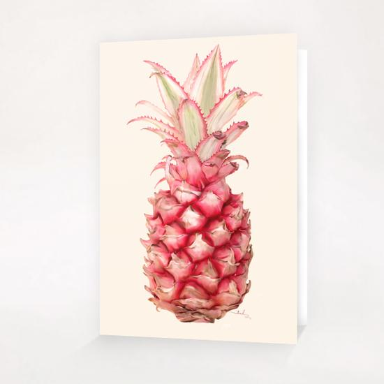 Pina Greeting Card & Postcard by Nettsch
