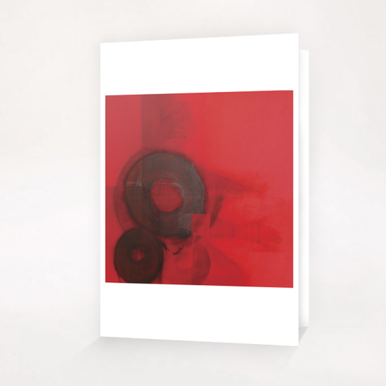 Ombres Greeting Card & Postcard by Pierre-Michael Faure