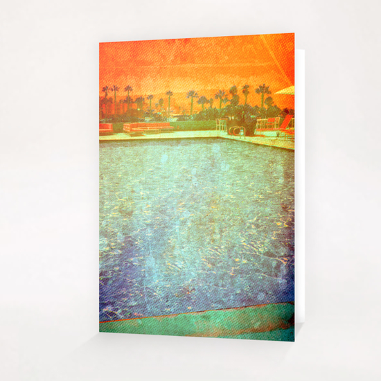 Refreshing Greeting Card & Postcard by Malixx