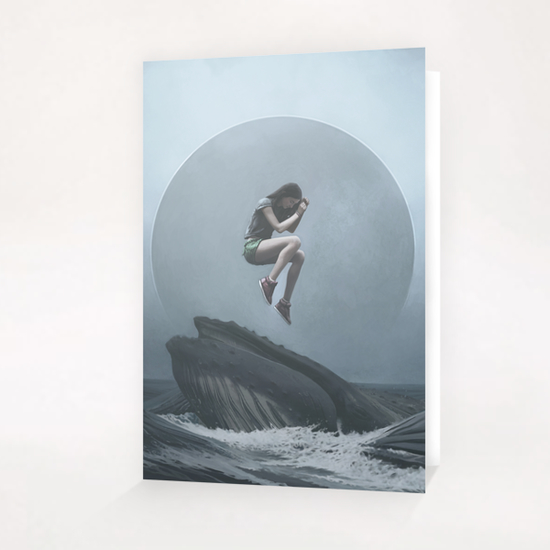 Venus Greeting Card & Postcard by yurishwedoff