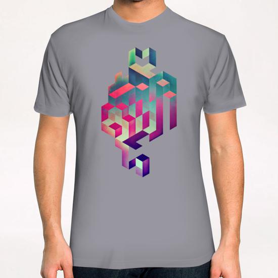 isyhyyrt dyymynd spyyre T-Shirt by spires