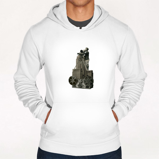 Director Hoodie by Lerson
