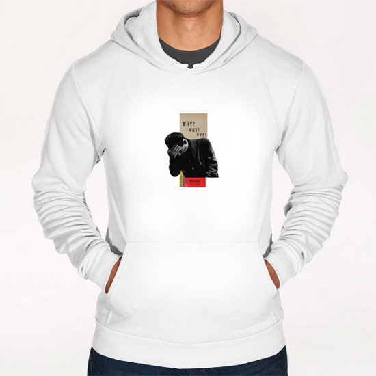 Why? Hoodie by Lerson