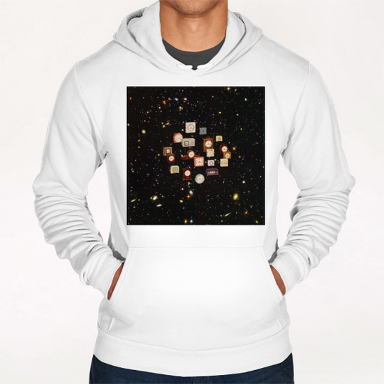 Space-time Hoodie by Lerson
