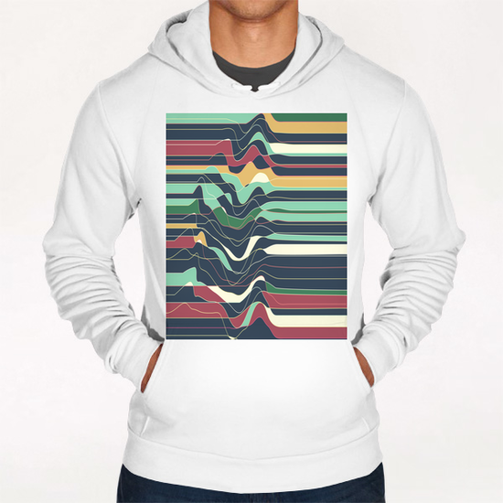 Don´t Move IX Hoodie by Metron