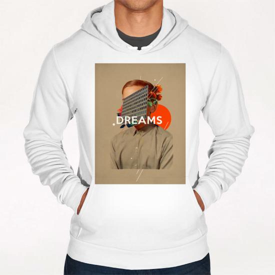 Dreams Hoodie by Frank Moth