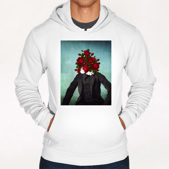 Mr. Romantic Hoodie by DVerissimo