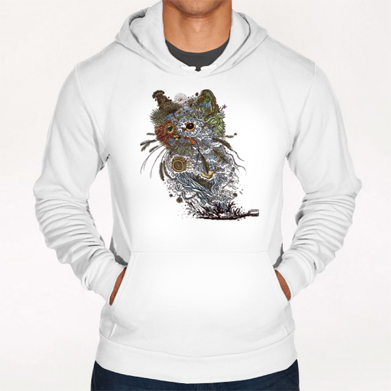 Color to nature Hoodie by Tummeow