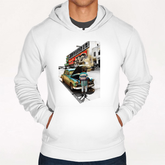 Waiting for better days Hoodie by fauremypics