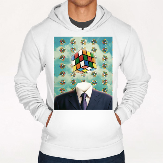 Cubism Hoodie by Seamless