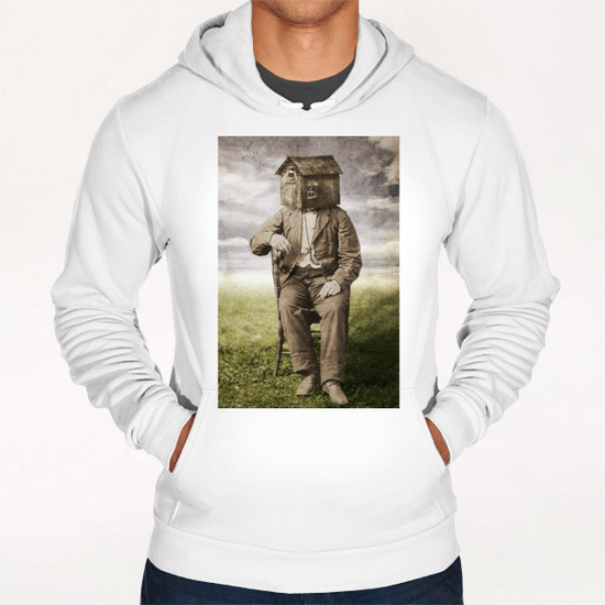 Home is.. Hoodie by Seamless