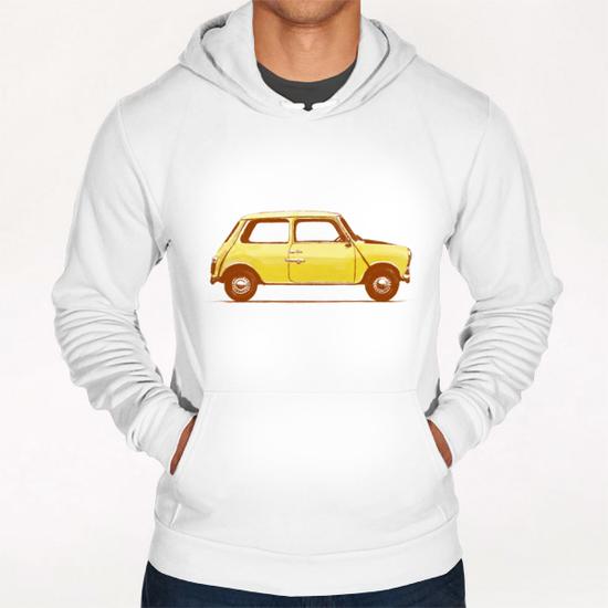Famous Car - Mini Cooper Hoodie by Florent Bodart - Speakerine