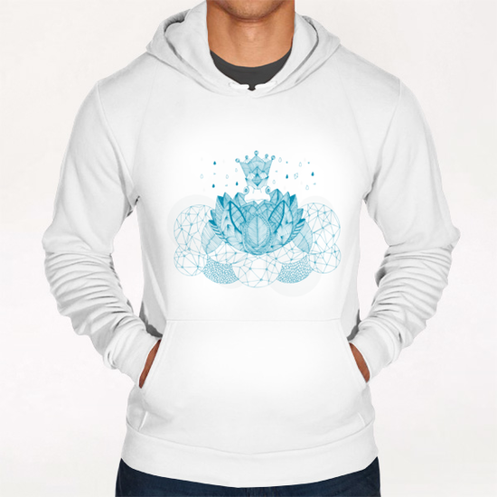 once upon a time... Hoodie by Laurene