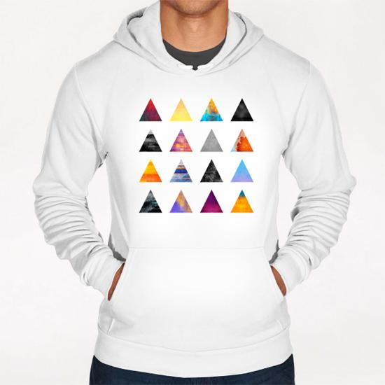 Pyramids Hoodie by Elisabeth Fredriksson