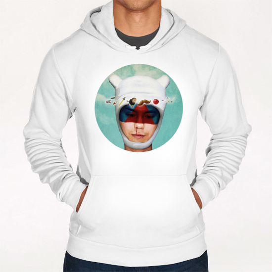 adventurous mind Hoodie by Seamless
