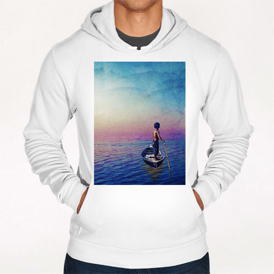 Somewhere Hoodie by Seamless
