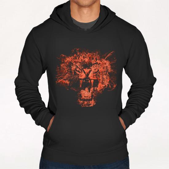 Bichro-Tiger Hoodie by Malixx