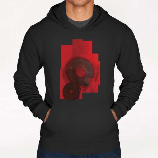 Ombres Hoodie by Pierre-Michael Faure