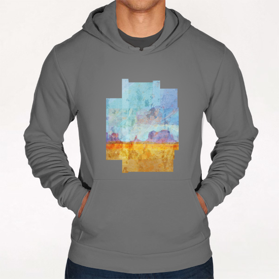 Monument VAlley Hoodie by Malixx