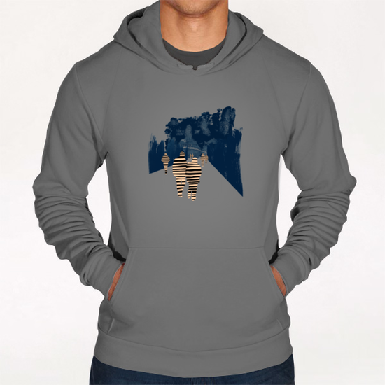 walking for oblivion Hoodie by junillu