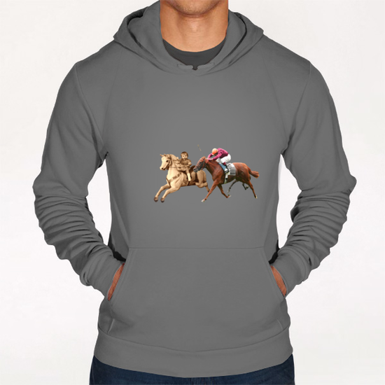 The Race Hoodie by tzigone