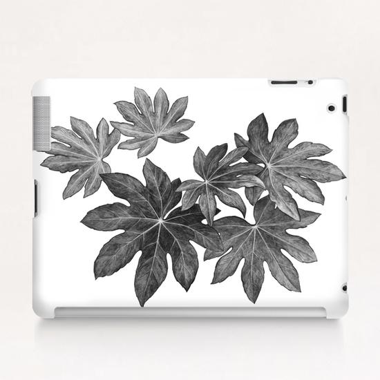 Leaves Tablet Case by Nika_Akin