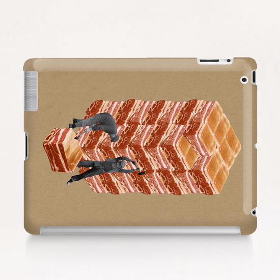 Working Class Tablet Case by Lerson