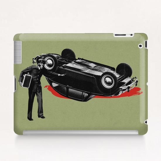 Dead Bug Tablet Case by Lerson