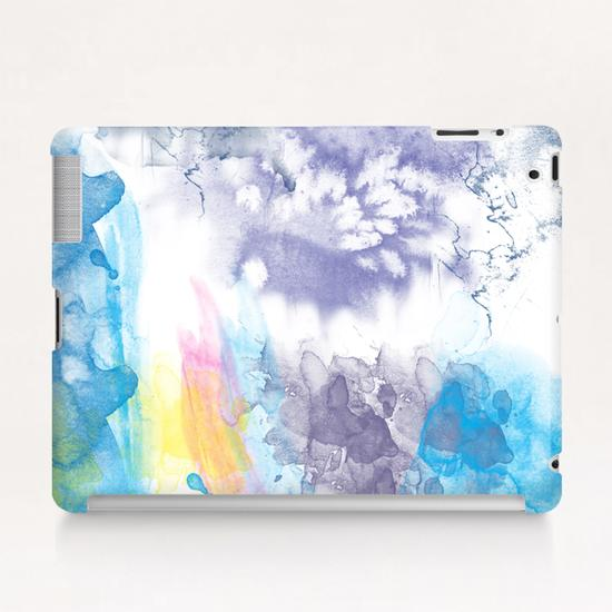 Ink#1 Tablet Case by Amir Faysal