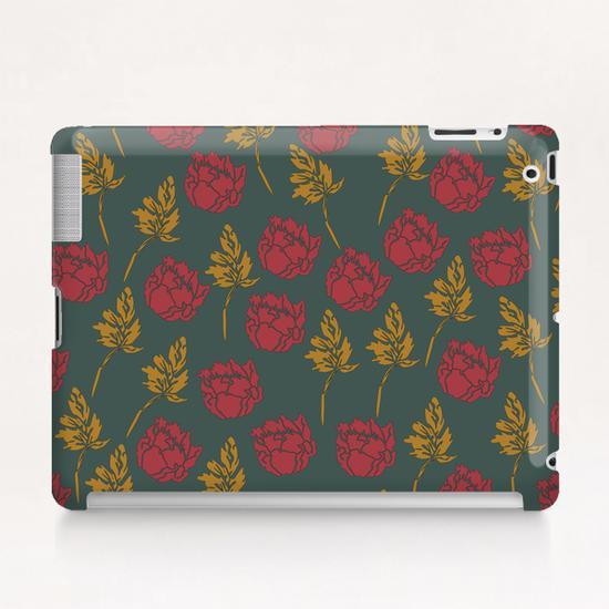 Floralz #10 Tablet Case by PIEL Design