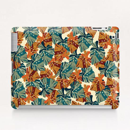 Floralz nr37 Tablet Case by PIEL Design