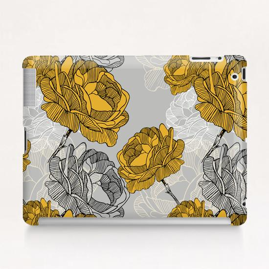 BLOOMS II  Tablet Case by mmartabc