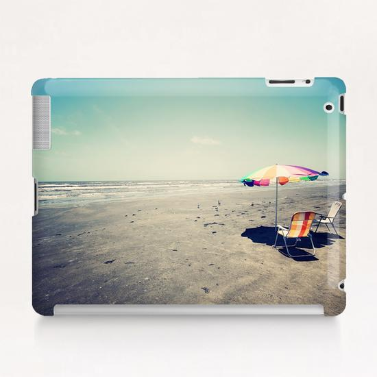 Beach Day Tablet Case by Trish Mistric