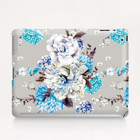 Blooming Flowers I Tablet Case by mmartabc