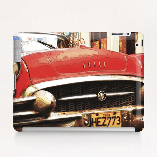 Buick in Cuba Tablet Case by fauremypics