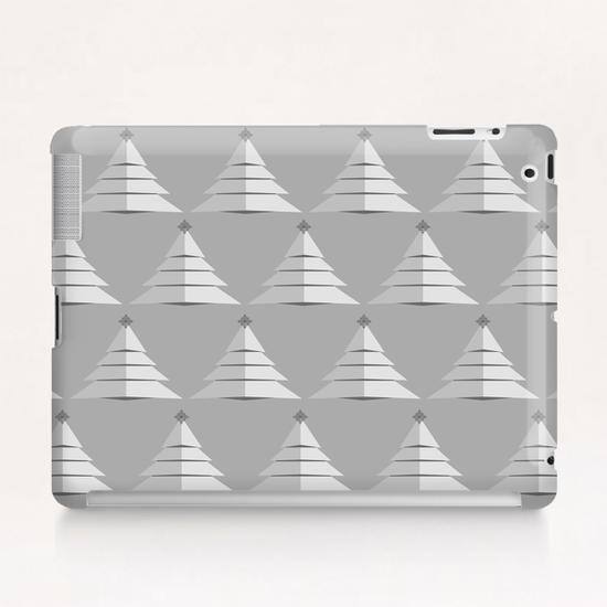 Grey Christmas by PIEL Tablet Case by PIEL Design