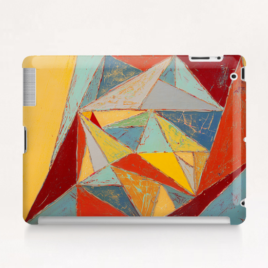 Cristallisation Tablet Case by Pierre-Michael Faure